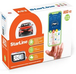 картинка Автосигнализация STAR LINE A93 2CAN+2LIN